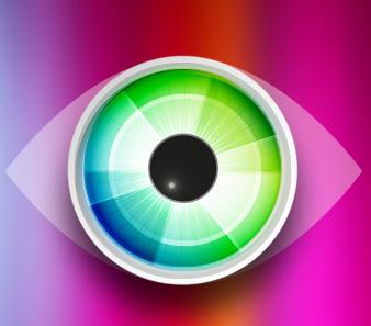 Das Bild zeigt das offizielle Logo vom IfAd Online Eye Tracking Service