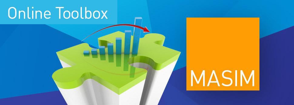 DIY Tools für die Marktforschung - IfaD Statistics Toolbox: - www.ifad.de - MASIM