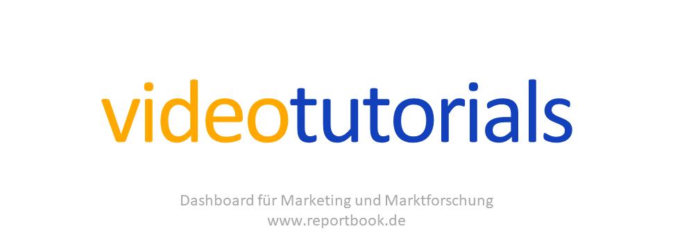 Bestes vom Dashboard reportbook.de für Marketing und Marktforschung